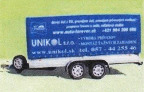 Unikol PVB2/1800